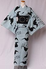 KUNIYOSHI KANEKO 蝙蝠 Mサイズ
